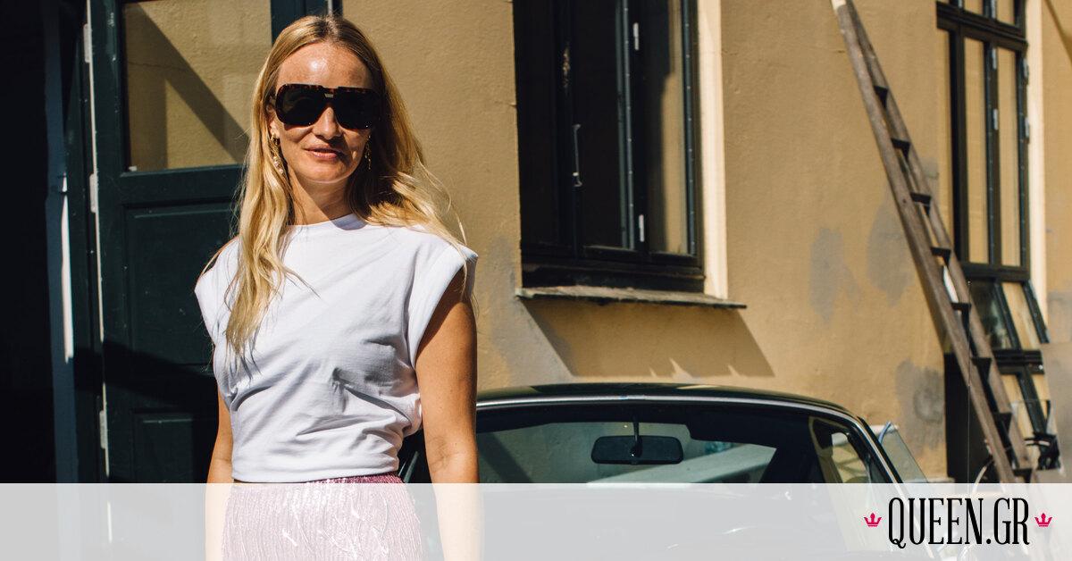 Το πιο κομψό είδος φούστας φοριέται με πολλούς & διαφορετικούς τρόπους