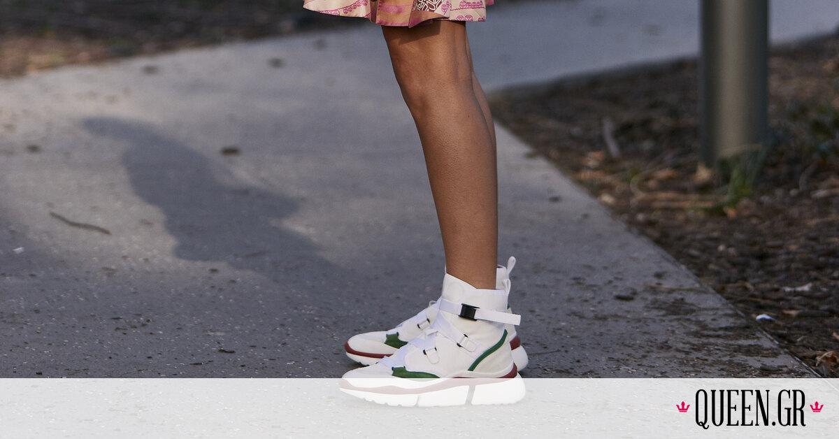 Αυτό είναι το πιο hot sneaker trend της σεζόν