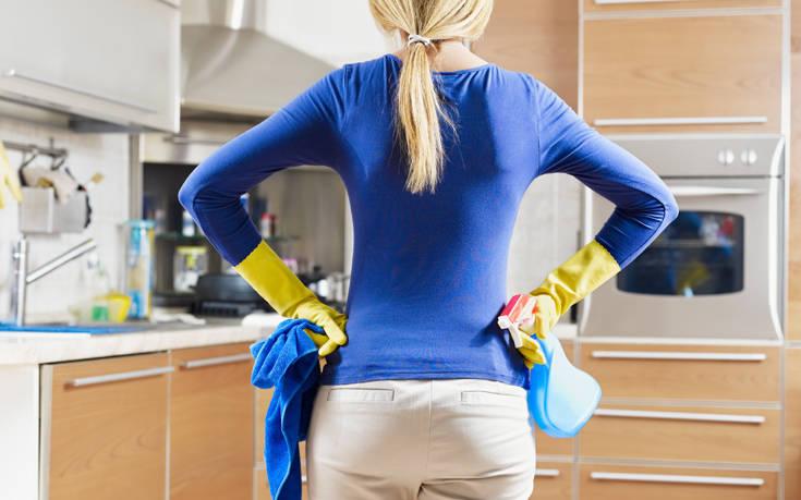 Τρία μυστικά καθαριότητας που θα εύχεστε να γνωρίζατε νωρίτερα