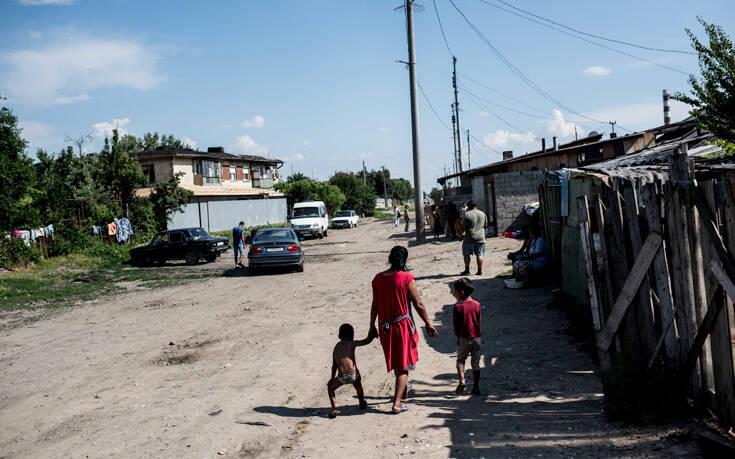 Υποσιτίζεται ένα στα τέσσερα παιδιά Ρομά στην Ευρώπη