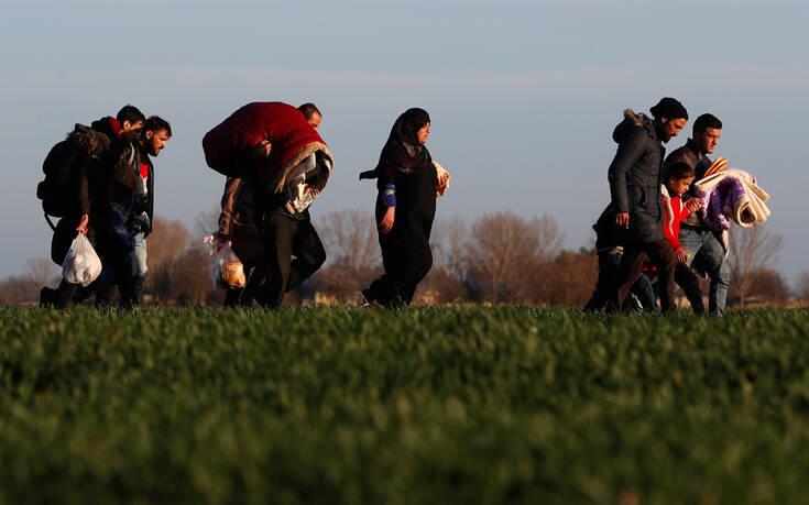 Περισσότερες οι αποχωρήσεις από τις αφίξεις μεταναστών – προσφύγων το καλοκαίρι