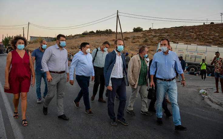 Τζανακόπουλος για Μόρια: Η κατάσταση αυτή έχει ενόχους και πολιτικούς υπευθύνους