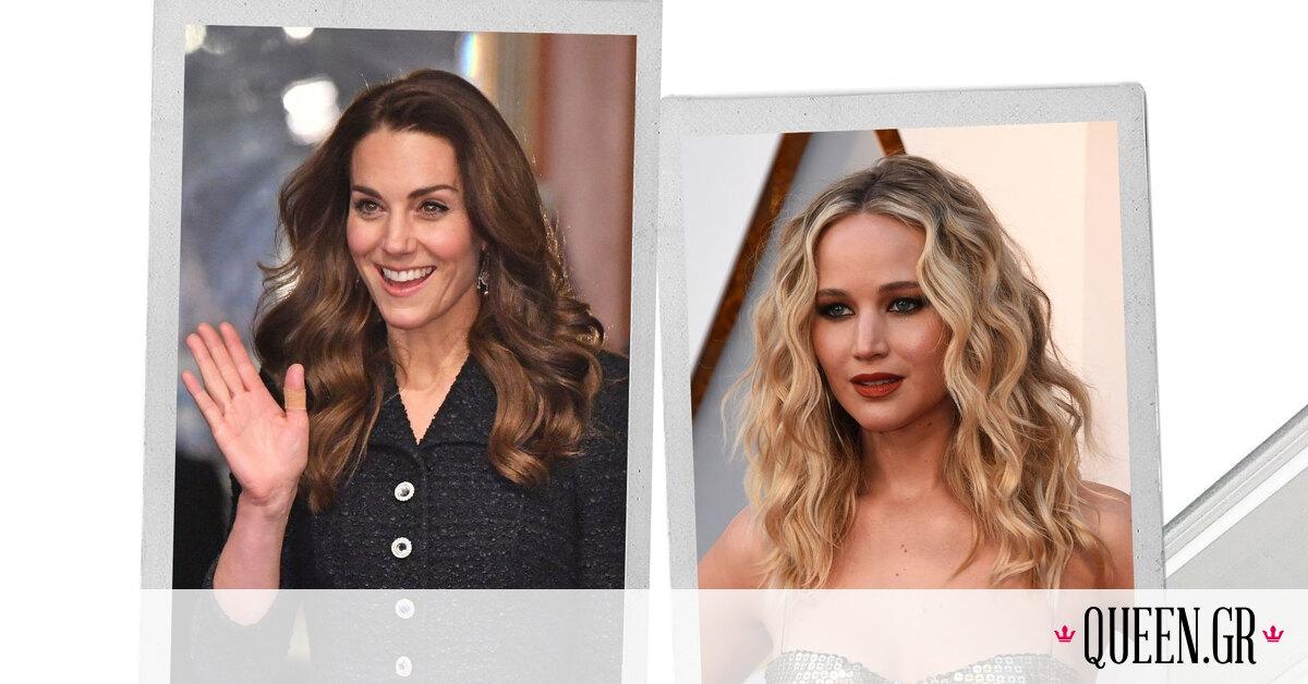 Τι ενώνει την Kate Middleton με την Jennifer Lawrence;