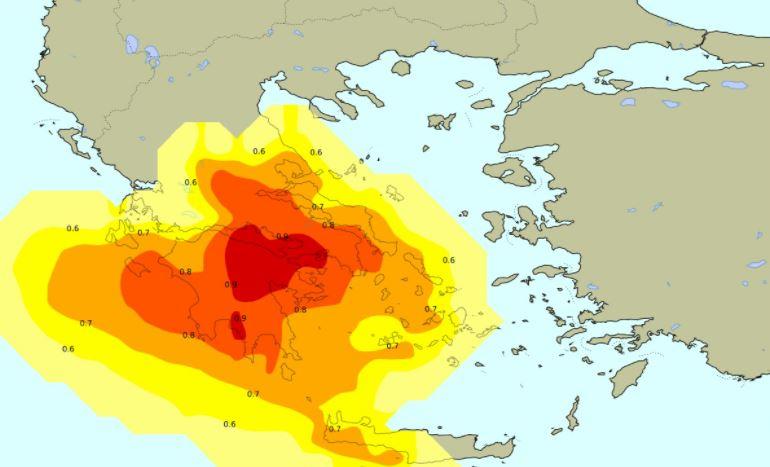 """Η κακοκαιρία """"Ιανός"""" φέρνει ισχυρές βροχές και ανέμους – Ποιες περιοχές θα πληγούν"""