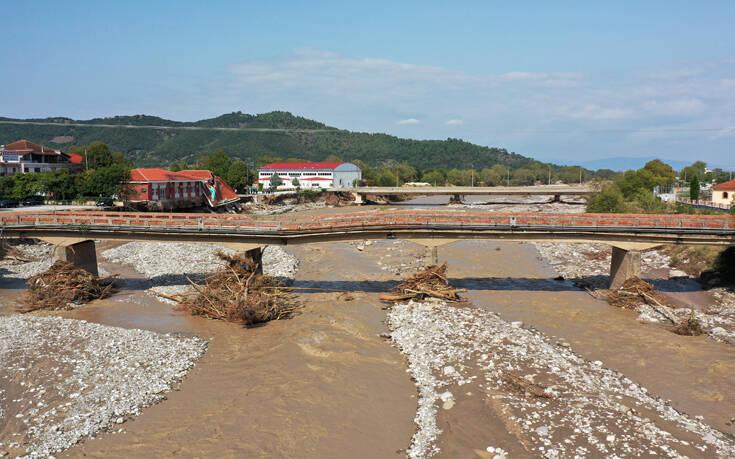 Κακοκαιρία «Ιανός»: Παράταση καταβολής βεβαιωμένων οφειλών στις πληγείσες περιοχές