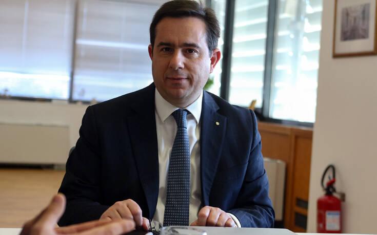 Μηταράκης στο CNN: Η Ελλάδα σέβεται απόλυτα το διεθνές δίκαιο – Δεν γίνονται παράνομες επαναπροωθήσεις προς την Τουρκία