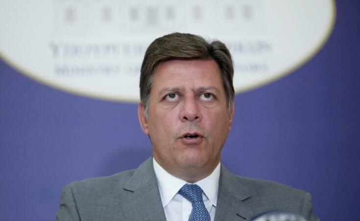 Βαρβιτσιώτης: Στρατηγικός στόχος της χώρας μας ήταν πάντοτε να συνορεύει με χώρες-μέλη της Ε.Ε.
