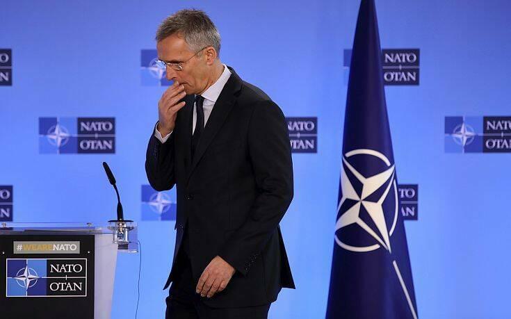 Στόλτενμπεργκ για Ανατολική Μεσόγειο: Η ένταση να επιλυθεί με αλληλεγγύη μεταξύ των συμμάχων