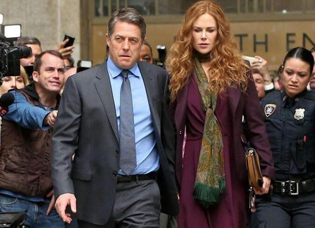 Hugh Grant – Nicole Kidman: Παγκόσμια πρεμιέρα για τη μίνι σειρά «The Undoing» (trailer+photo)