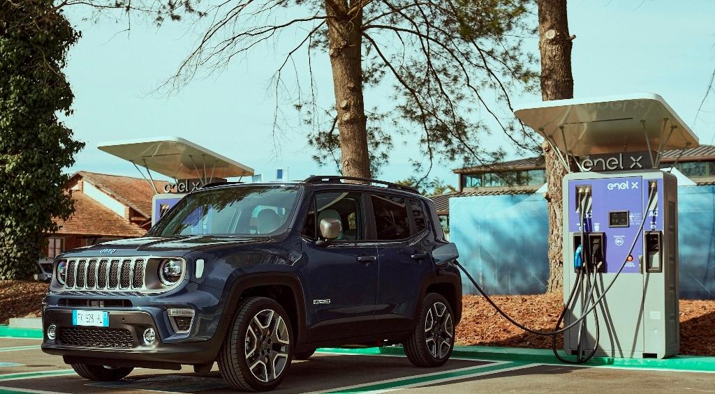 H Jeep συμμετέχει ενεργά στη σωτηρία του πλανήτη με τα νέα Plug-in Hybrid SUV