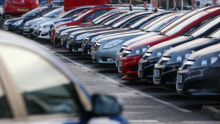 Πεσμένος και ο Σεπτέμβριος στις ταξινομήσειςτων καινούργιων αυτοκινήτων