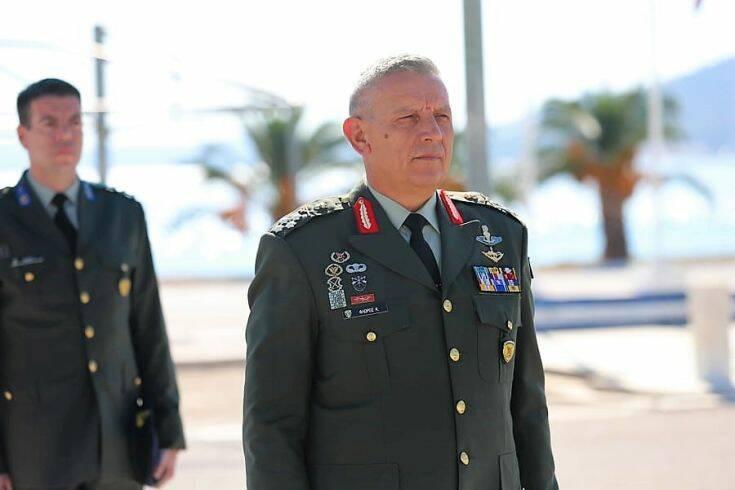 Στρατηγός Φλώρος: Η απόφαση για αγώνα μέχρις εσχάτων κατέδειξε το μεγαλείο ψυχής του ελληνικού λαού