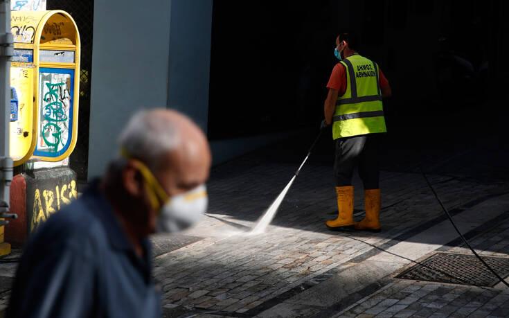 Στο «κόκκινο» και πάλι η Αττική – Η έξαρση των κρουσμάτων φέρνει ξανά νέα μέτρα