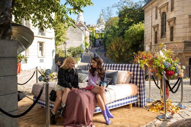 H «Camille» είναι η πραγματική fashionista στο «Emily in Paris» και μπορούμε να στο αποδείξουμε