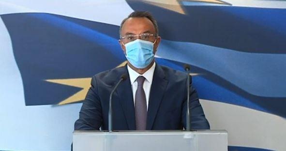 Σταϊκούρας: Νέες ρυθμίσεις «ανάσα» για τις οφειλές στην εφορία πριν και μετά την πανδημία (βίντεο)