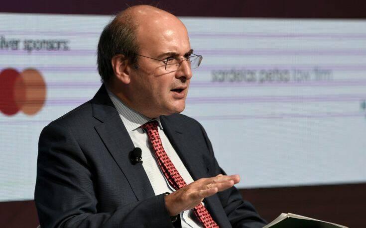 Χατζηδάκης: Ολοκληρώνεται και στην Ελλάδα το πλαίσιο για την ρύθμιση της αγοράς ενέργειας
