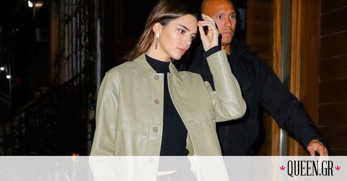 Το νέο σακάκι της Kendall Jenner είναι ό,τι καλύτερο γι' αυτήν την εποχή