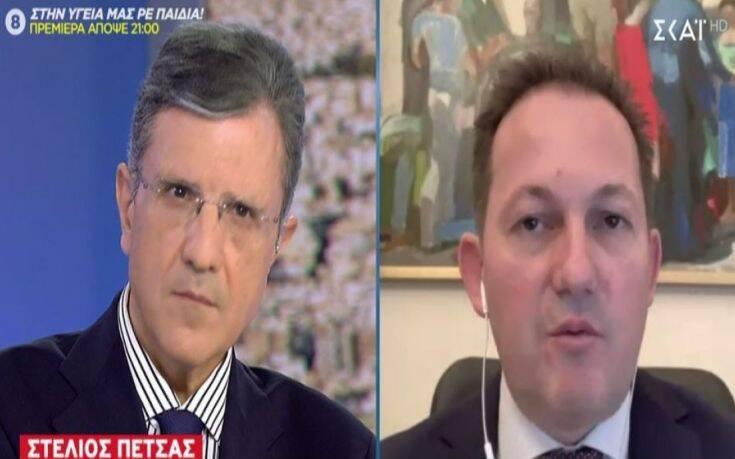 Πέτσας: Μετά το ευρωπαϊκό συμβούλιο οι διερευνητικές επαφές με την Τουρκία