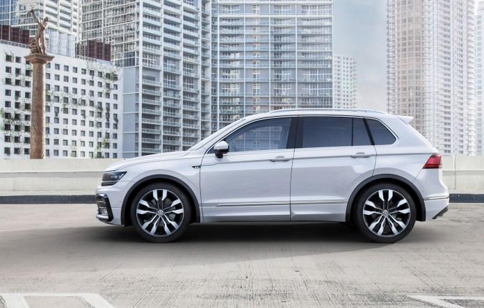 Προληπτική ανάκληση για 124 Volkswagen Tiguan R-Line στην Ελλάδα