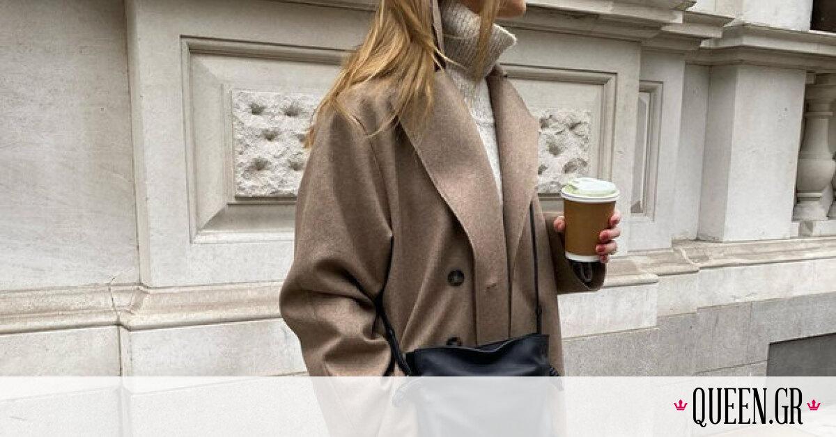 H Rosie Huntington ποζάρει με τα παλτό της και παραδίδει μαθήματα στυλ