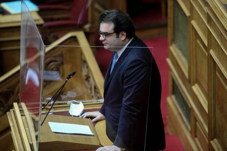 Πιερρακάκης: Στηρίζω απόλυτα τον Χρήστο Σταϊκούρα – Άγονη και στείρα η πρόταση δυσπιστίας