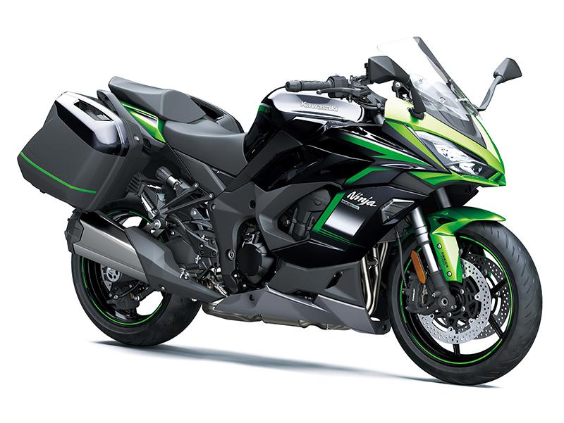 Kawasaki Ninja 1000SX σε νέα χρώματα και εκδόσεις