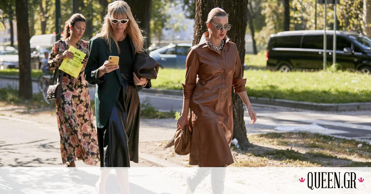 Αυτό το dress trend θα κάνει λίγο πιο «δυναμικό» το φετινό φθινόπωρο
