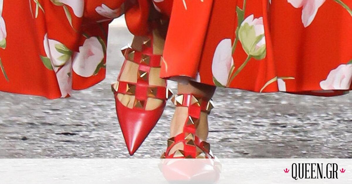 5 τάσεις στα παπούτσια για τη σεζόν S/S 21 που μπορούμε να φορέσουμε & τώρα