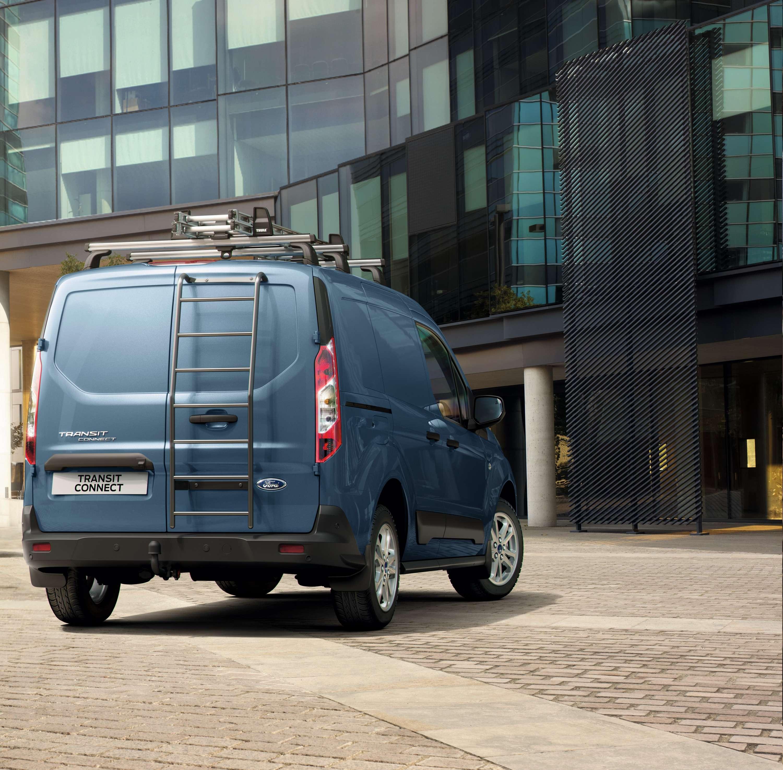 Η Ford αναβαθμίζει το Transit Connect προσφέροντας τη χαμηλότερη κατανάλωση στην κατηγορία του