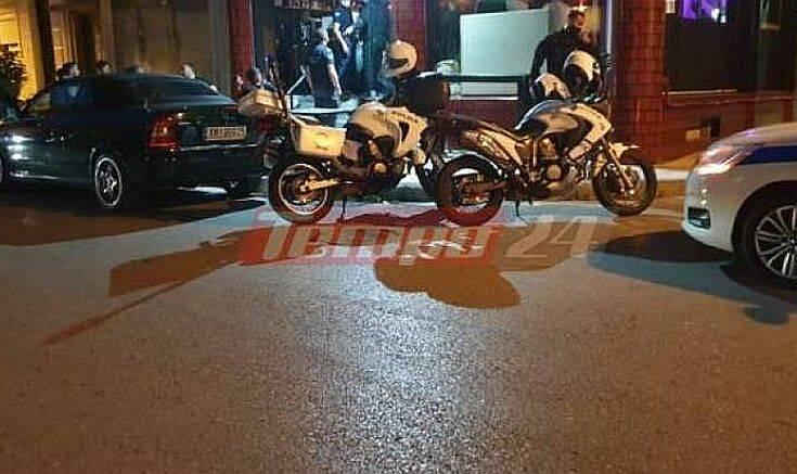 Πάτρα: Αστυνομικοί δέχτηκαν επίθεση όταν προσπάθησαν να διαλύσουν τον συνωστισμό σε καφενείο