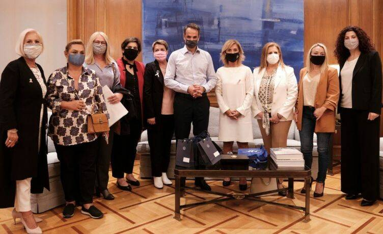 Μητσοτάκης: Πρόγραμμα δωρεάν μαστογραφίας για τις γυναίκες ηλικίας 49 και 50 ετών