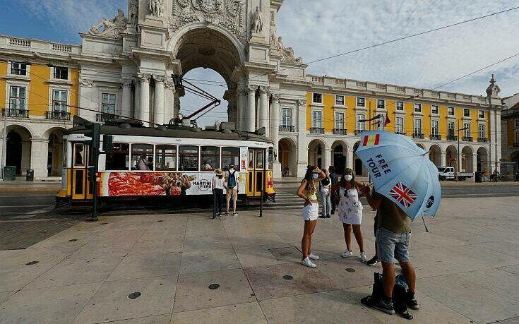 Πορτογαλία: Νέο ρεκόρ με 1.646 κρούσματα κορονοϊού σε 24 ώρες