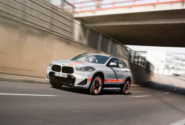 Η νέα BMW X2 M Mesh Edition