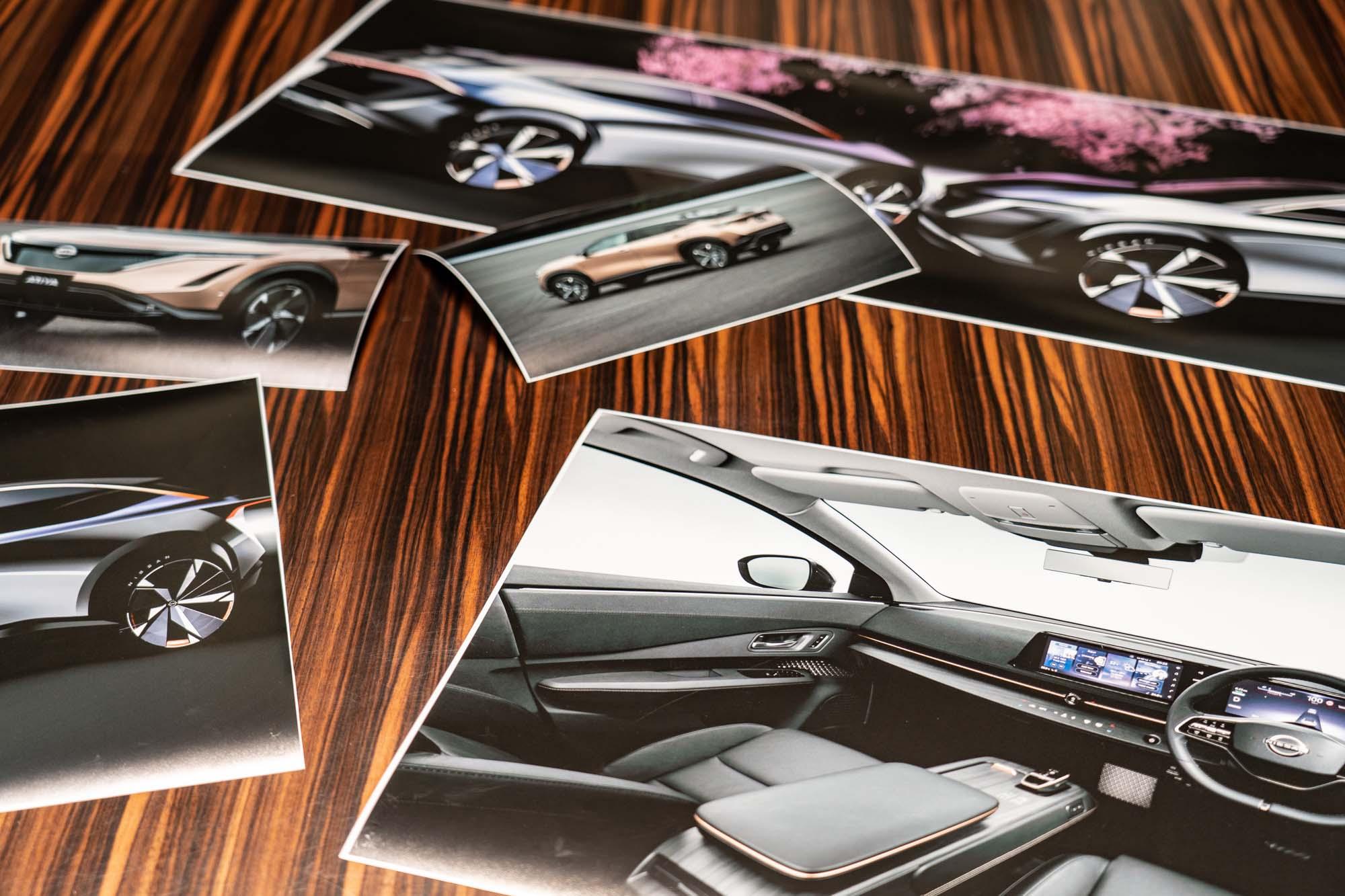 "H Nissan σας καλωσορίζει στο Horizon, ""ένα εξερευνητικό ταξίδι στο σχεδιασμό του Ariya"""