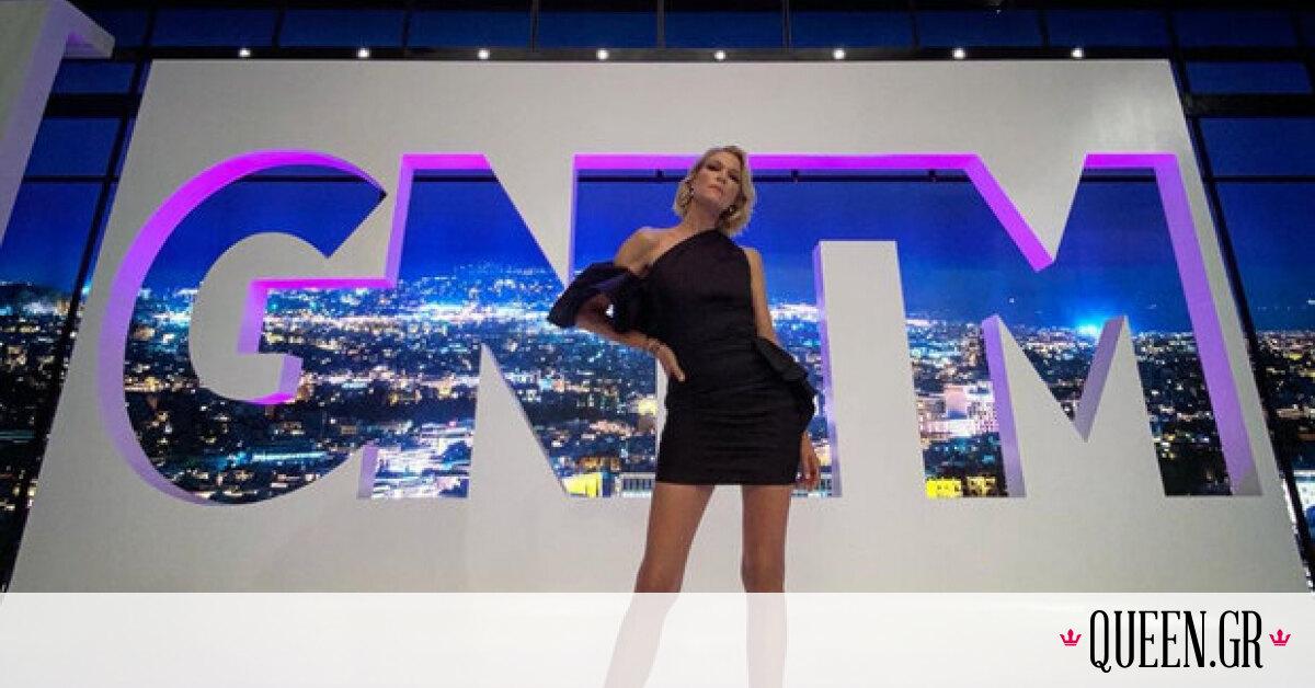 Η Βίκυ Καγιά φόρεσε την πιο sexy εκδοχή του ανδρόγυνου στυλ