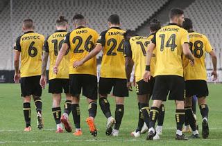 """Η ΑΕΚ ετοιμάζει την ομάδα της…""""Αγια Σοφιάς"""""""