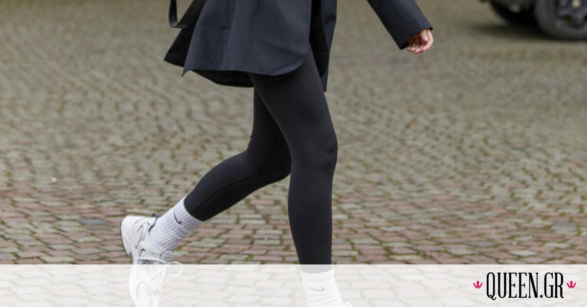 8 νέοι τρόποι να φορέσεις με στυλ το μαύρο κολάν σου