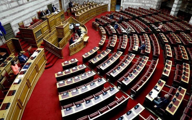 Πέρασε από την Επιτροπή Οικονομικών της Βουλής το νομοσχέδιο «Ρυθμίσεις οφειλών και παροχή δεύτερης ευκαιρίας»