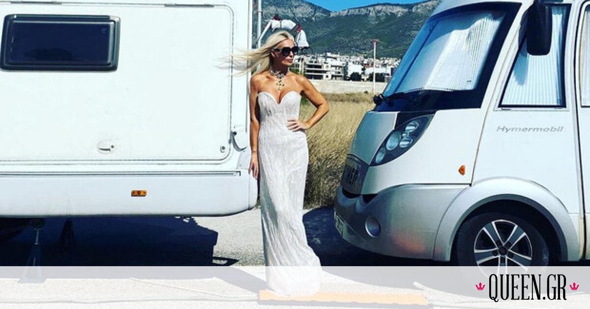 Η Μαρία Μπακοδήμου ξεκίνησε το «Style Me Up» με τον πιο κομψό τρόπο