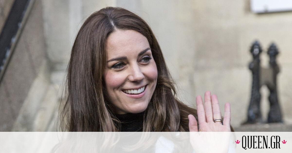 Το καρό πανωφόρι της Kate Middleton πρέπει να υπάρχει σε κάθε γκαρνταρόμπα