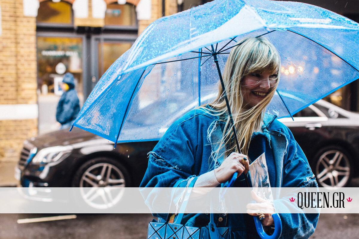 10 looks για να είσαι κομψή και άνετη τις βροχερές μέρες του φθινοπώρου