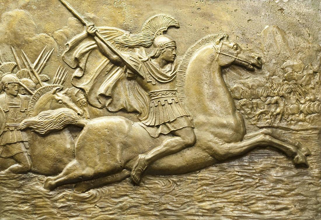 Με πόσο στρατό έφτιαξε ο Μέγας Αλέξανδρος τη μεγαλύτερη αυτοκρατορία του αρχαίου κόσμου