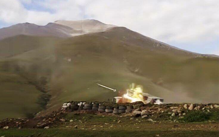 Ναγκόρνο Καραμπάχ: Τουλάχιστον 64 μαχητές από τη Συρία έχουν σκοτωθεί στις σφοδρές μάχες