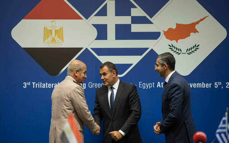 Στη Λευκωσία αύριο η 8η Τριμερής Σύνοδος Κύπρου-Ελλάδας-Αιγύπτου