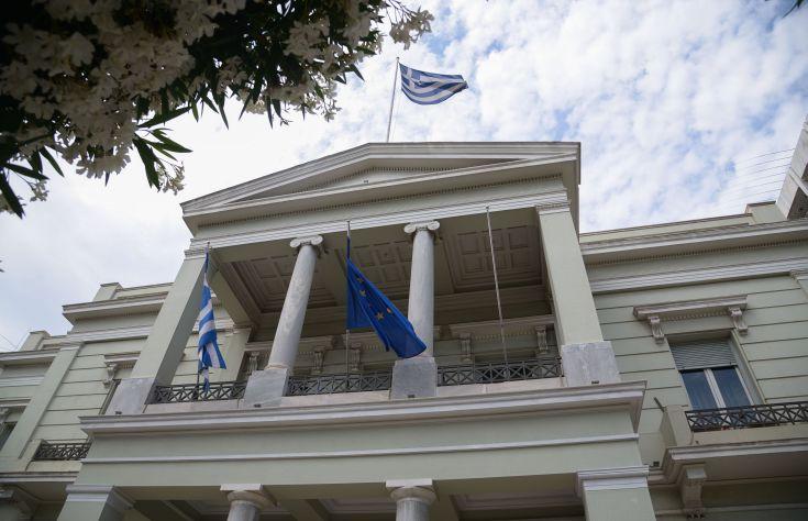 Υπουργείο Εξωτερικών: Η Άγκυρα πρέπει να ανακαλέσει άμεσα την παράνομη Navtex