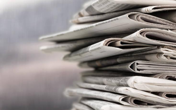 Τσίπρας: Ανάγκη ενίσχυσης του Τύπου με διαφάνεια και κριτήρια για τους εργαζομένους
