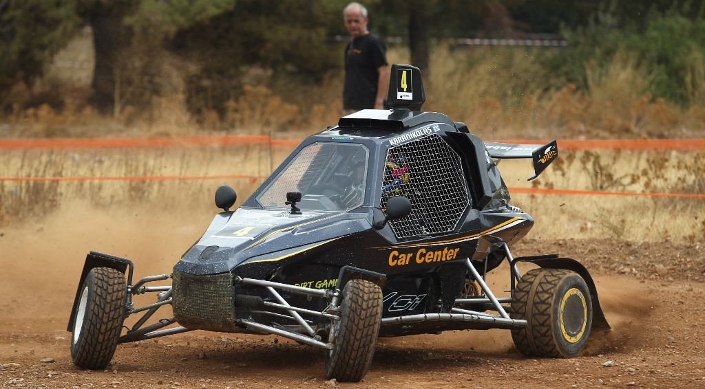 Με 33 συμμετοχές θα γίνει ο 2ος γύρος του Πανελληνίου Πρωταθλήματος Crosscar – EKO Racing Dirt Games
