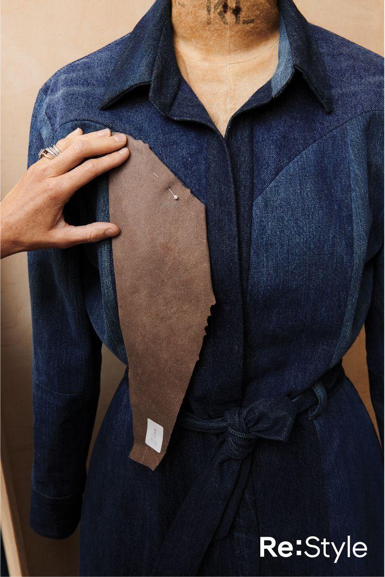 H πρώτη βιώσιμη συλλογή ρούχων από ανακυκλωμένα εξαρτήματα αυτοκινήτου είναι γεγονός
