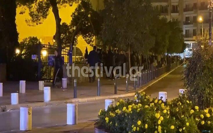 Θεσσαλονίκη: Με ηχητικό μήνυμα οι επιχειρήσεις της ΕΛ.ΑΣ. κατά του συνωστισμού σε δρόμους και πλατείες