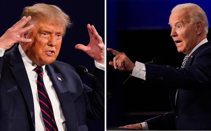 Εκλογές θρίλερ στις ΗΠΑ δείχνει δημοσκόπηση σε Φλόριντα, Αριζόνα και Β. Καρολίνα